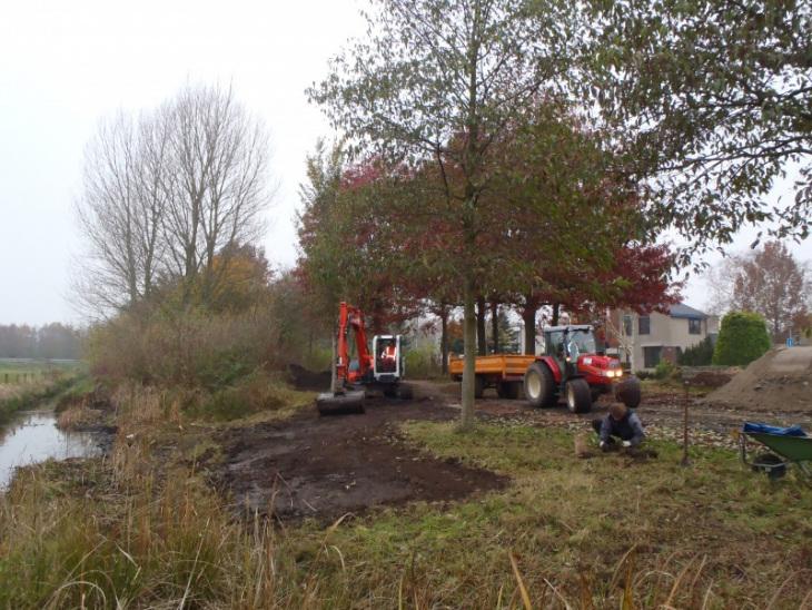 Natuurontwikkeling Groningen